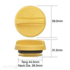 TRIDON OIL CAP