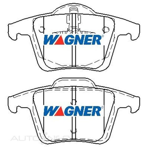 Wagner Brake pad [ Volvo XC90 2003-2014 R ], , scaau_hi-res