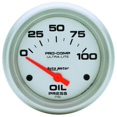 """ULTRA-LITE 2-5/8"""" OIL PRESS, , scaau_hi-res"""