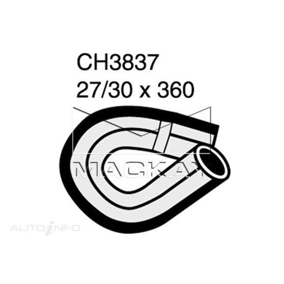 Radiator Lower Hose  - MAZDA MAZDA3 BK - 2.0L I4  PETROL - Manual & Auto, , scaau_hi-res