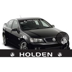 HOLDEN ITAG SEE-THRU SUN VISOR (WHITE HOLDEN), , scaau_hi-res