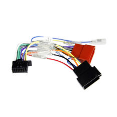 16-PIN ISO HARNESS TO SUIT SELECTED KENWOOD HEADUNITS, , scaau_hi-res