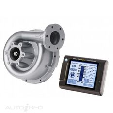 EWP130 (ALLOY) & LCD CONTROLLER COMBO (12V), , scaau_hi-res