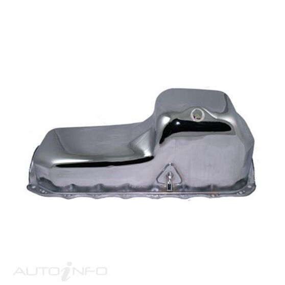 SUMP-CHROME FIT HOLDEN 308