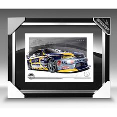 A3 SIZE - 2006 FORD BA FALCON LOWNES / WHINCUP (B035), , scaau_hi-res