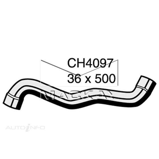 Radiator Upper Hose  - MERCEDES BENZ E270 CDI W210 - 2.7L I5  DIESEL - Manual & Auto, , scaau_hi-res