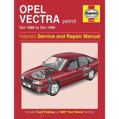 OPEL VECTRA PETROL (1988 - 1995), , scaau_hi-res