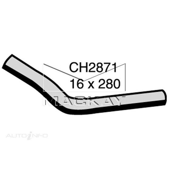 Heater Hose  - HYUNDAI LANTRA J2, J3 - 1.8L I4  PETROL - Manual & Auto, , scaau_hi-res