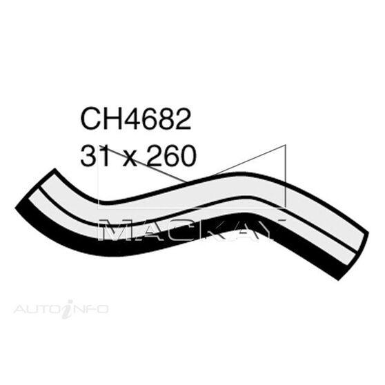 Radiator Upper Hose  - KIA RIO BC - 1.5L I4  PETROL - Manual & Auto, , scaau_hi-res