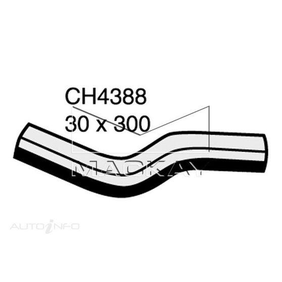 Radiator Upper Hose  - TOYOTA CARINA AT190R - 1.6L I4  PETROL - Manual & Auto, , scaau_hi-res