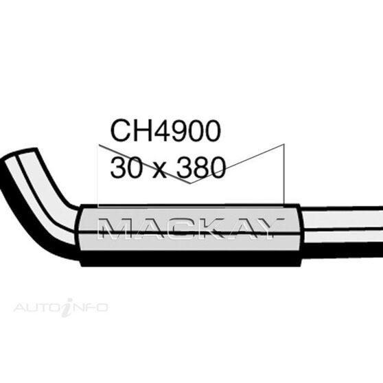 Radiator Upper Hose  - TOYOTA MR2 ZZW30R - 1.8L I4  PETROL - Manual & Auto, , scaau_hi-res