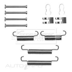 IVECO DAILY II 99-06 FITTING KIT - SHOES, , scaau_hi-res