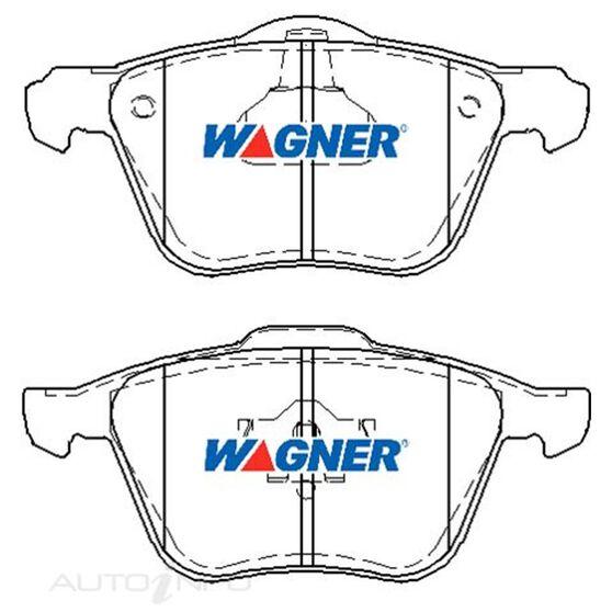 Wagner Brake pad [ Ford/VW & Volvo 2003-2014 F ], , scaau_hi-res