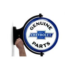 GENUINE CHEVROLET PARTS REVOLVING WALL LIGHT, , scaau_hi-res