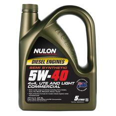 3 X DIESEL 5W40 ENGINE OIL 5L, , scaau_hi-res