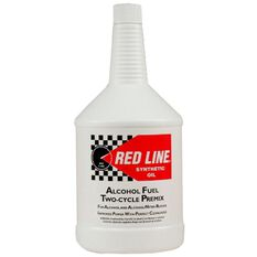 REDLINE 2 STROKE ALCOHOL OIL RACING. 1 QUART (946ML)