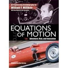 EQUATIONS OF MOTION ADVENTURE  RISK & INNOVATION   9780837615707