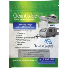 CLEANOXIDE WATER TREATMENT  4G TABLETS 8PACK