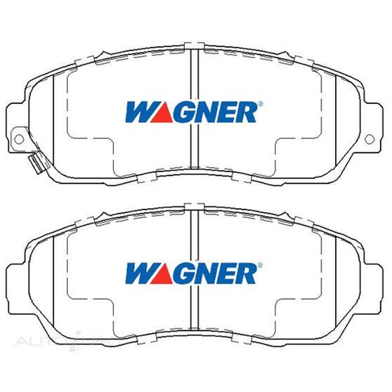 Wagner Brake pad [ Honda CRV & Odyssey 2005-2014 F ], , scaau_hi-res