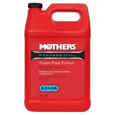 FOAM PAD POLISH 3.785L MOTHERS PROFESSIONAL, , scaau_hi-res