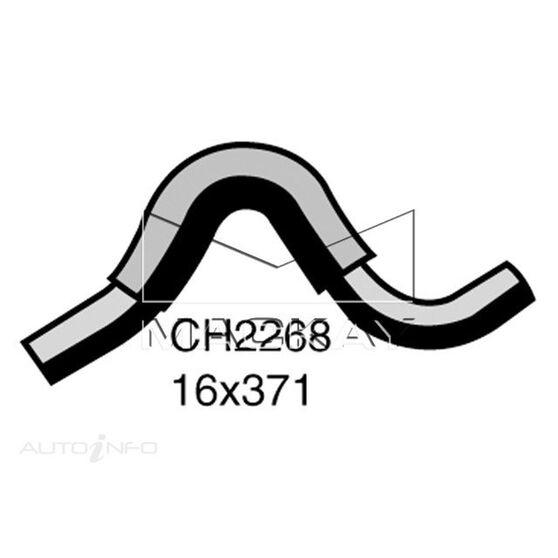 Heater Hose  - FORD LASER KJ - 1.6L I4  PETROL - Manual & Auto, , scaau_hi-res