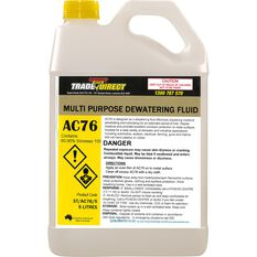 Dewatering Fluid - 5L Bottle, , scaau_hi-res