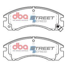 DBA SS STREET SERIES BRAKE PADS [ Mitsubishi 1991-2014 F ], , scaau_hi-res
