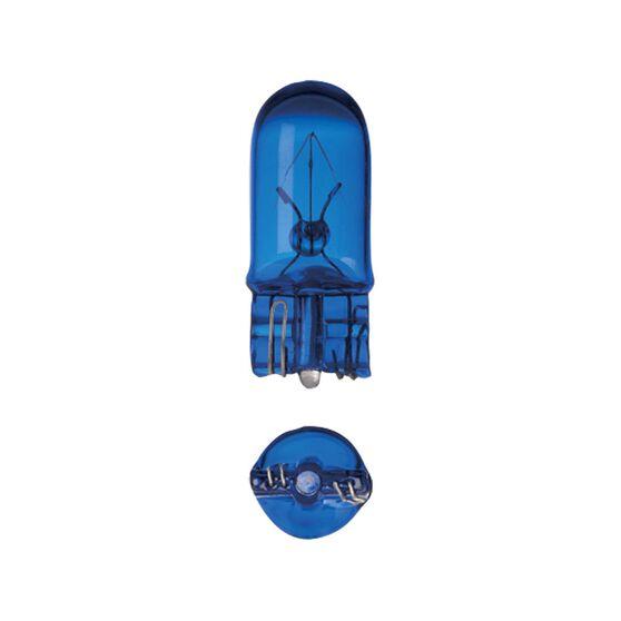 12V 5W T10 ULTRA BLUE WEDGE