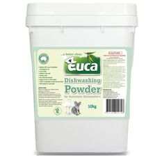 EUCA DISHWASHING POWDER 10KG, , scaau_hi-res