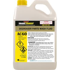 Degreaser: Parts Wash Fluid - 5L Fluorinated Bottle, , scaau_hi-res