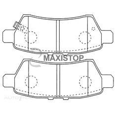 MAXISTOP DBP (R) NAVARA D40, PATHIFINDER R51
