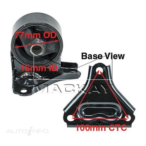 Engine Mount Front - KIA SPORTAGE KM - 2.0L I4 Turbo DIESEL - Manual & Auto, , scaau_hi-res