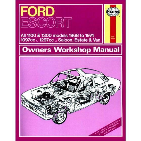 FORD ESCORT MK I 1100 & 1300 (1968 - 1974), , scaau_hi-res