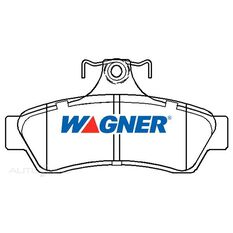 Wagner Brake pad [ Holden 1997-2014 R ], , scaau_hi-res