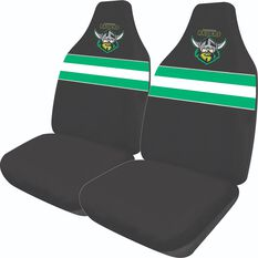NRL RAIDERS SEAT COVER SIZE 60