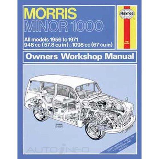 MORRIS MINOR 1000 (1956 - 1971), , scaau_hi-res