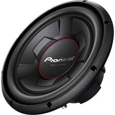 """COMPONENT SUBWOOFER 12"""" SVC 4O, 1,300W MAX, 350W NOMINAL INPUT"""