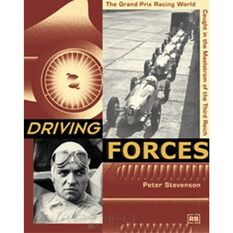 DRIVING FORCES 9780837602172, , scaau_hi-res