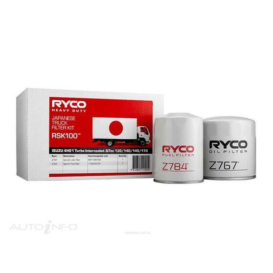 RYCO HD SERVICE KIT - RSK100, , scaau_hi-res