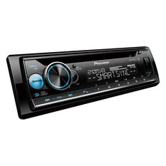 CD TUNER, BT, SPOTIFY, PIONEER SMARTSYNC, ANDROID, IPHONE, RGB DISPLAY, DUAL ZONE DIMMER, USB, AUX, 2 PREOUTS, FLAC.