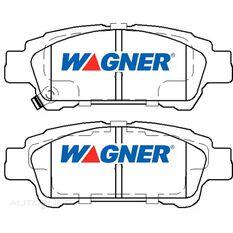 Wagner Brake pad [ Toyota 1999-2014 R ]