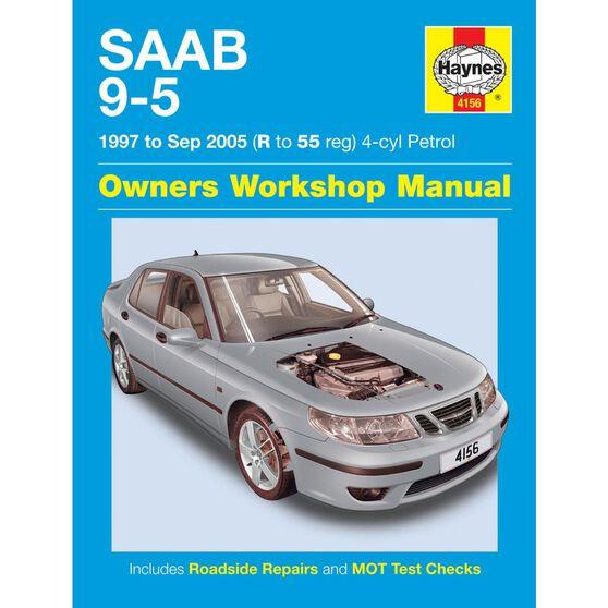 SAAB 9-5 PETROL (1997 - 2005), , scaau_hi-res