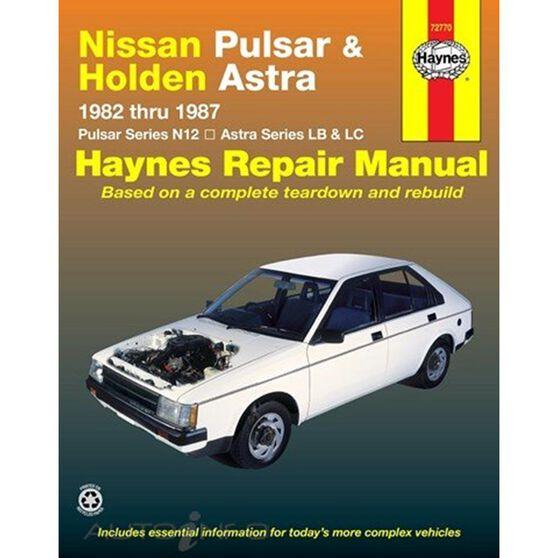 NISSAN/HOLDEN PULSAR (82-87)/ASTRA (84-86), , scaau_hi-res