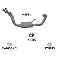 BE4404-TY L/CRUISER FJ80 FRONT ASSY., , scaau_hi-res