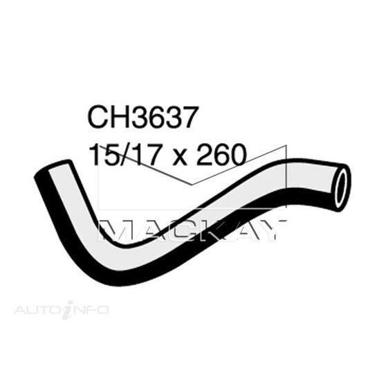 Heater Hose  - FORD MONDEO HA, HB - 2.0L I4  PETROL - Manual & Auto, , scaau_hi-res