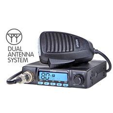 Oricom UHF CB  Dual Antenna System
