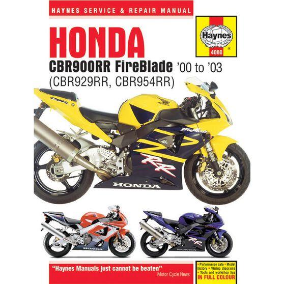 HONDA CBR900RR FIREBLADE 2000 - 2003, , scaau_hi-res