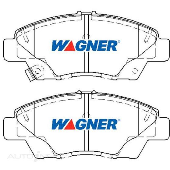 Wagner Brake pad [ Honda 2008 - on  F ], , scaau_hi-res