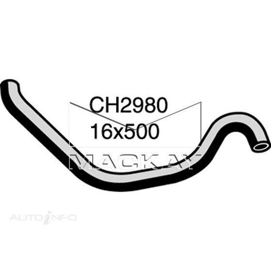 Heater Hose  - MITSUBISHI EXPRESS SH - 2.0L I4  PETROL - Manual & Auto, , scaau_hi-res