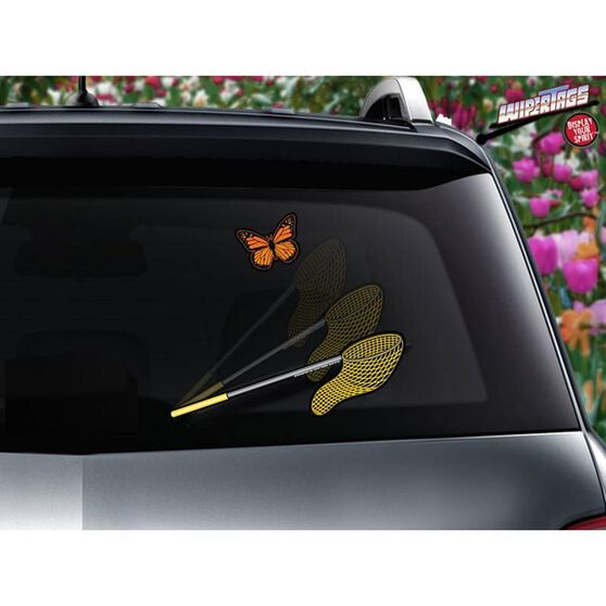 WIPER TAGS BUTTERFLY AND NET, , scaau_hi-res